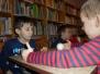 Zimowe hece w Bibliotece